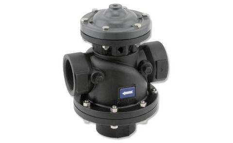 3-port valve