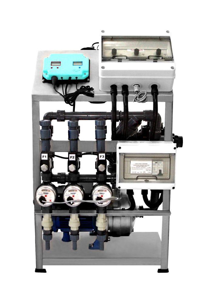 Dosing Unit For Quantitative Fertigation No Need Fro