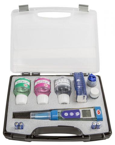 Tester pH, mV, EC, TDS, salinità, temperatura